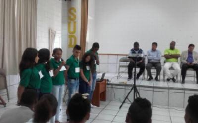 ESMERALDAS ELIGIÓ A SUS REPRESENTANTES AL CONSEJO NACIONAL DE NIÑOS, NIÑAS Y ADOLESCENTES