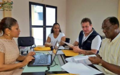 La Dirección de Talento Humano del GAD Quinindé realizó Calificación de postulaciones para concurso y designación del nuevo Registrador del a Propiedad